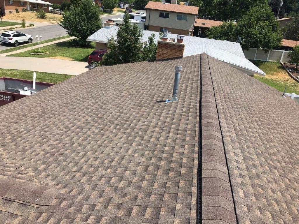 roof peak