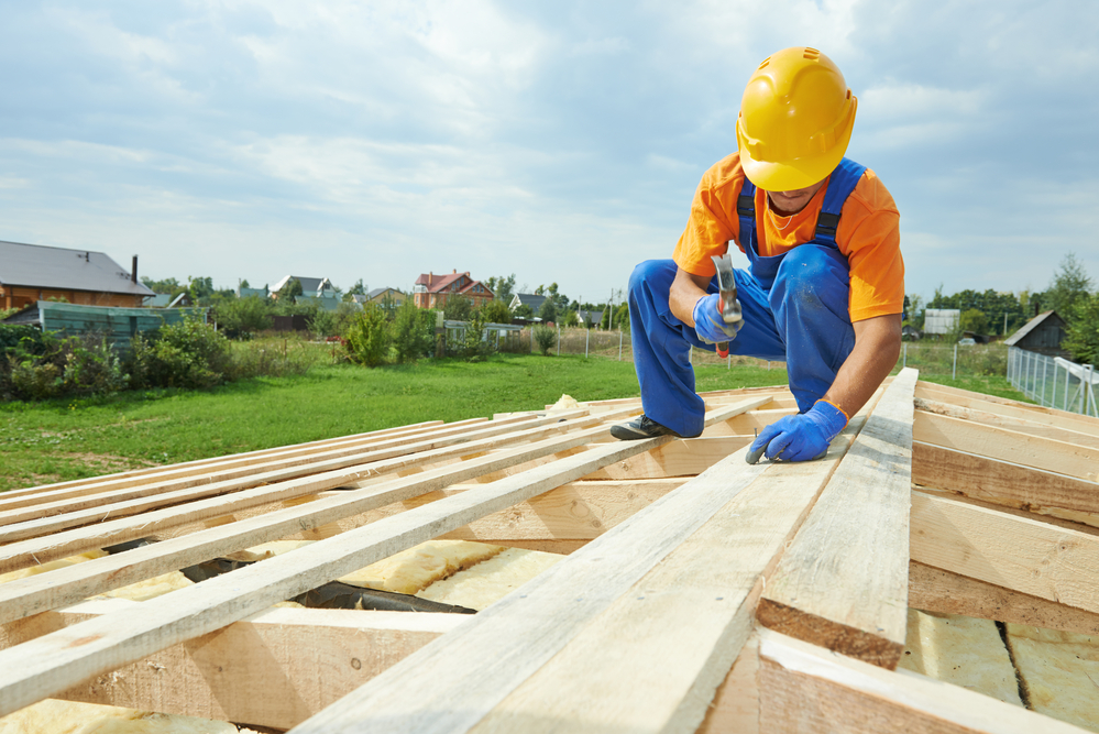 preparing home roof installation